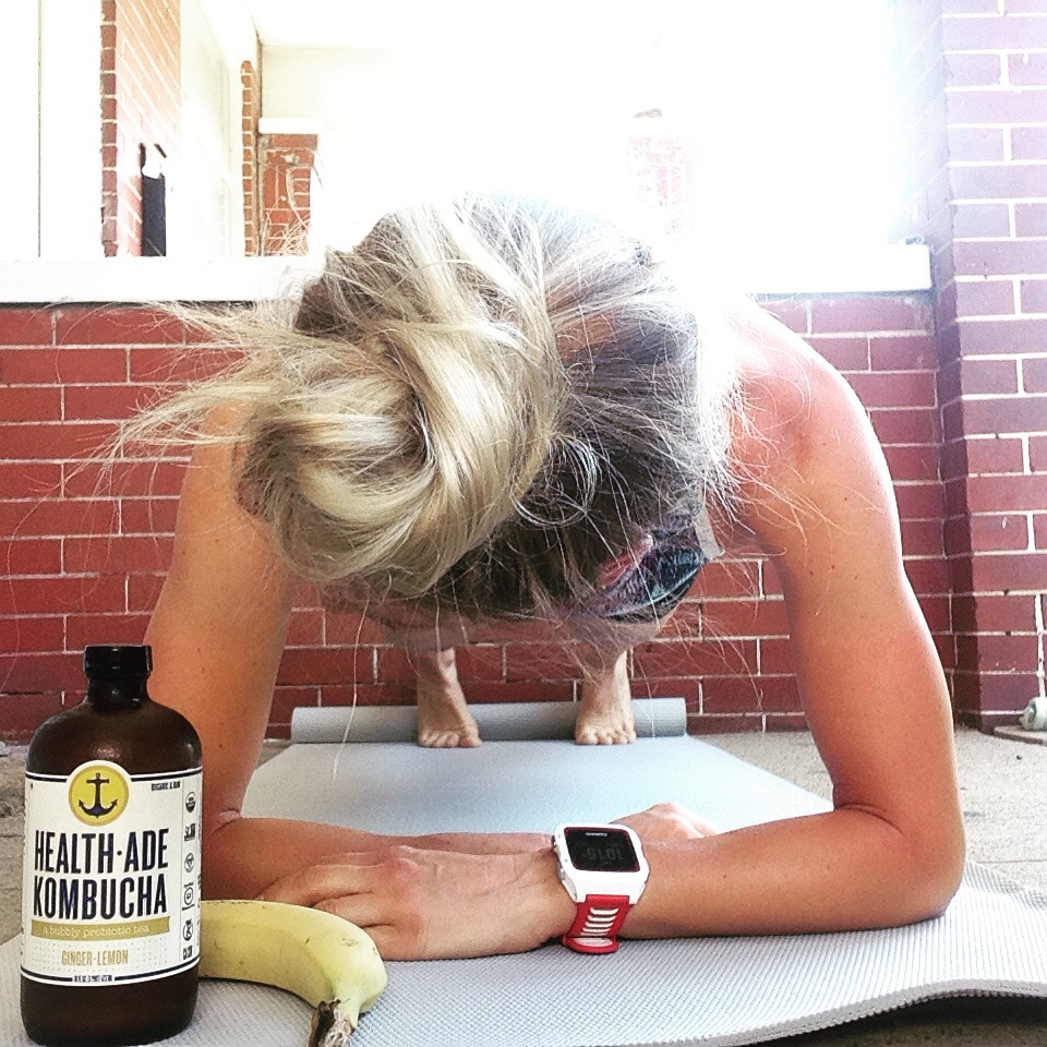 Planking for abs
