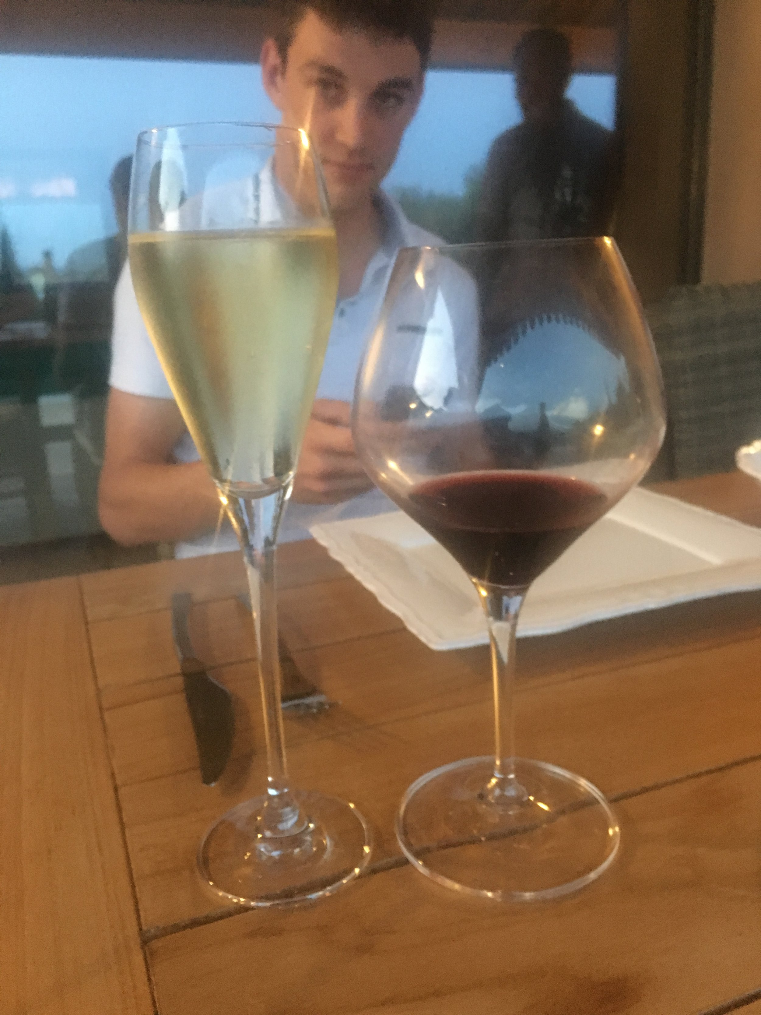 Wine or Champagne? You dont have to choose in San Tropez