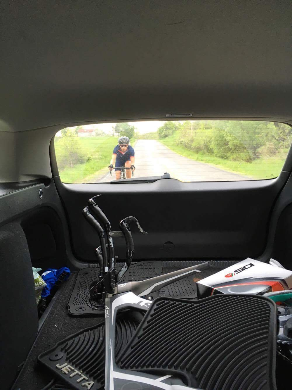 a little motorpacing