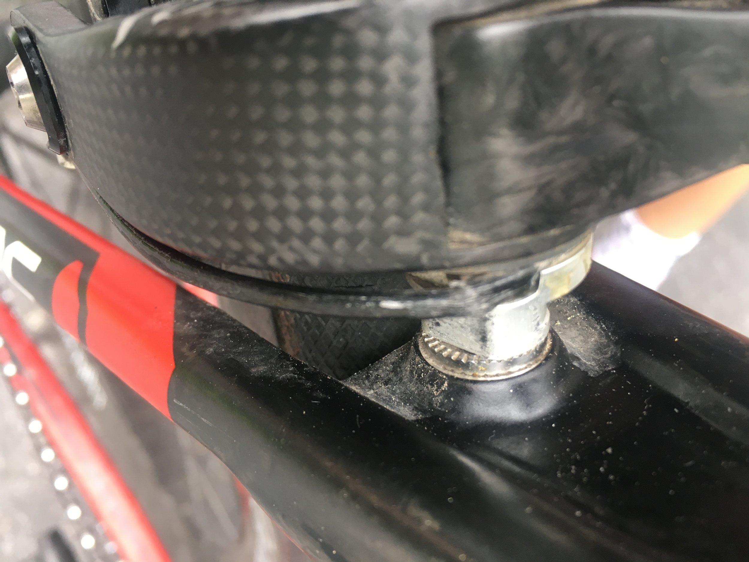 brake is F-cked