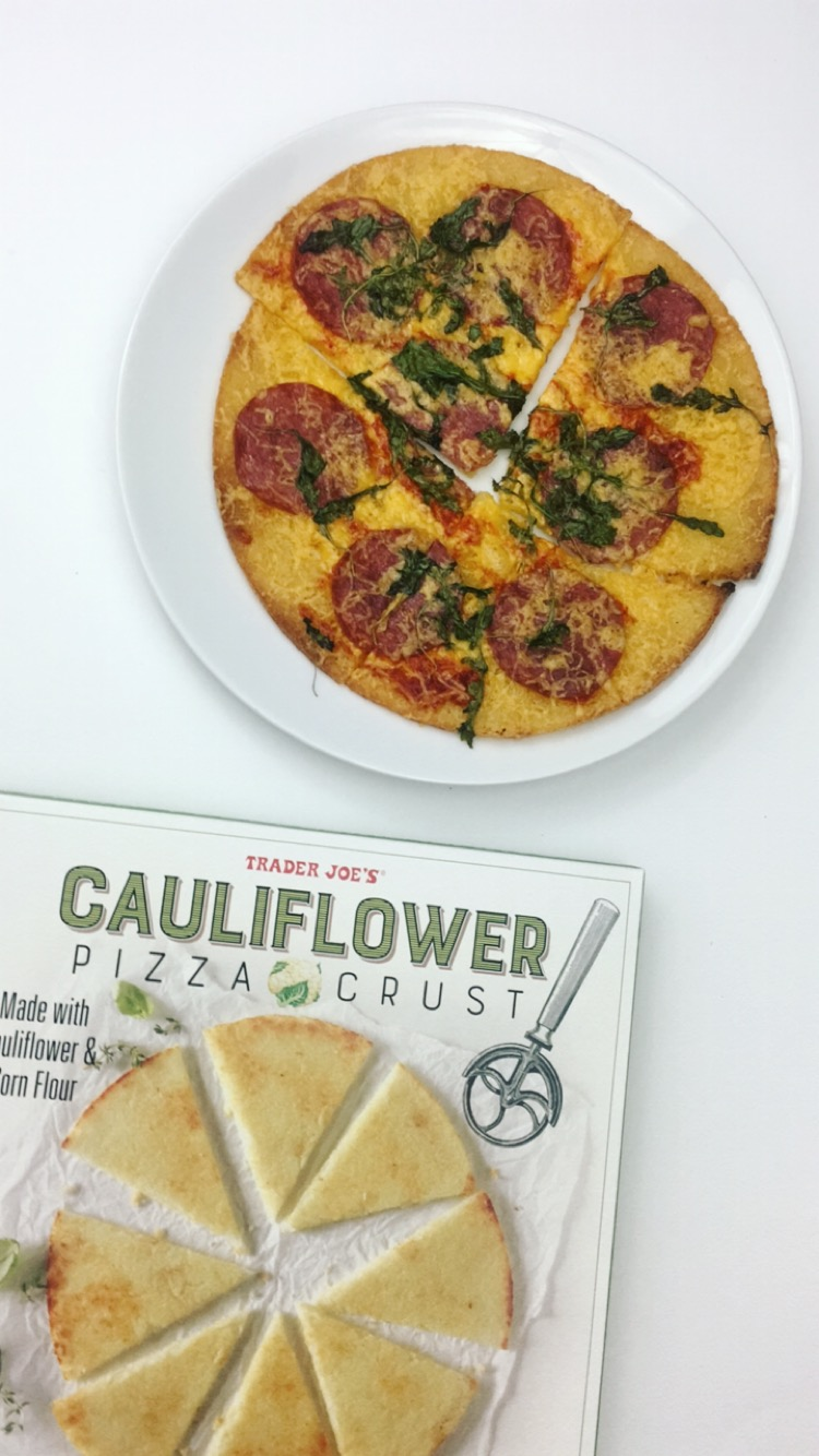 Dairy +Grain Free Pizza
