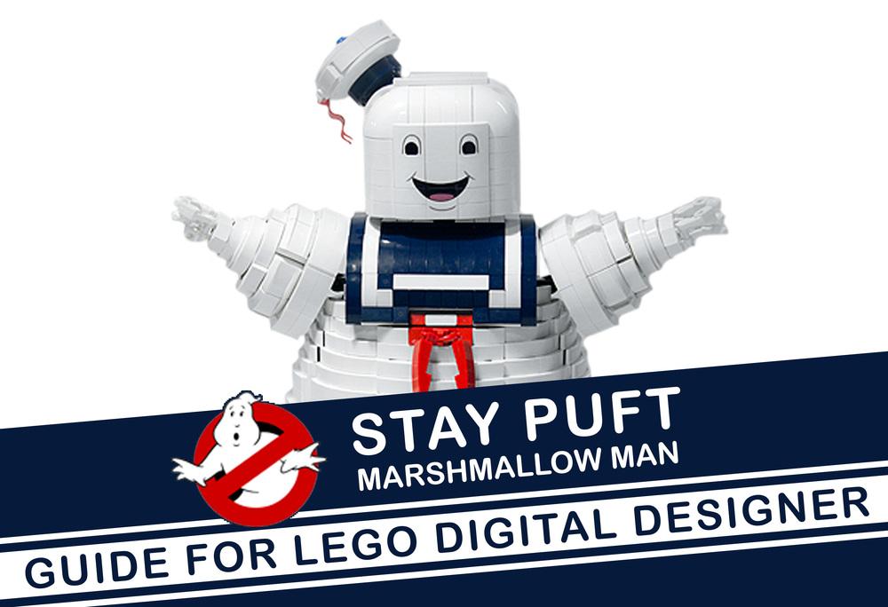 Stay Puft Marshmallow Man Waller Customs