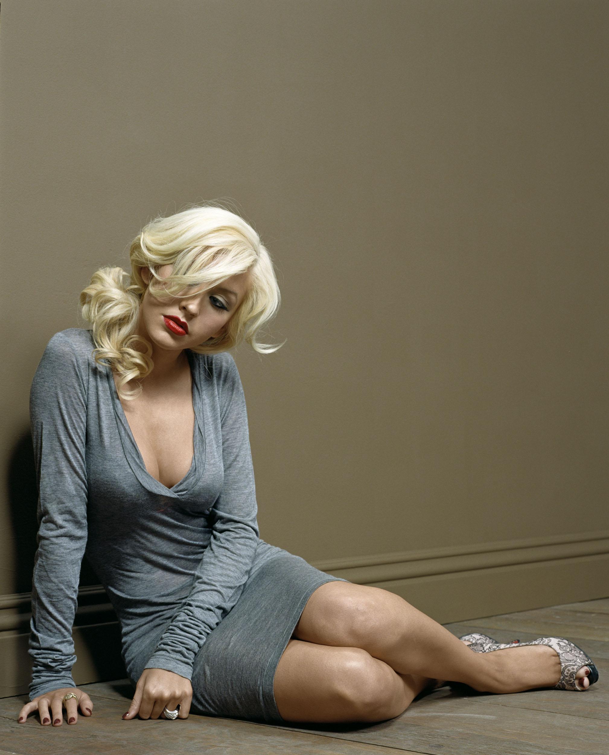 Christinan Aguilera