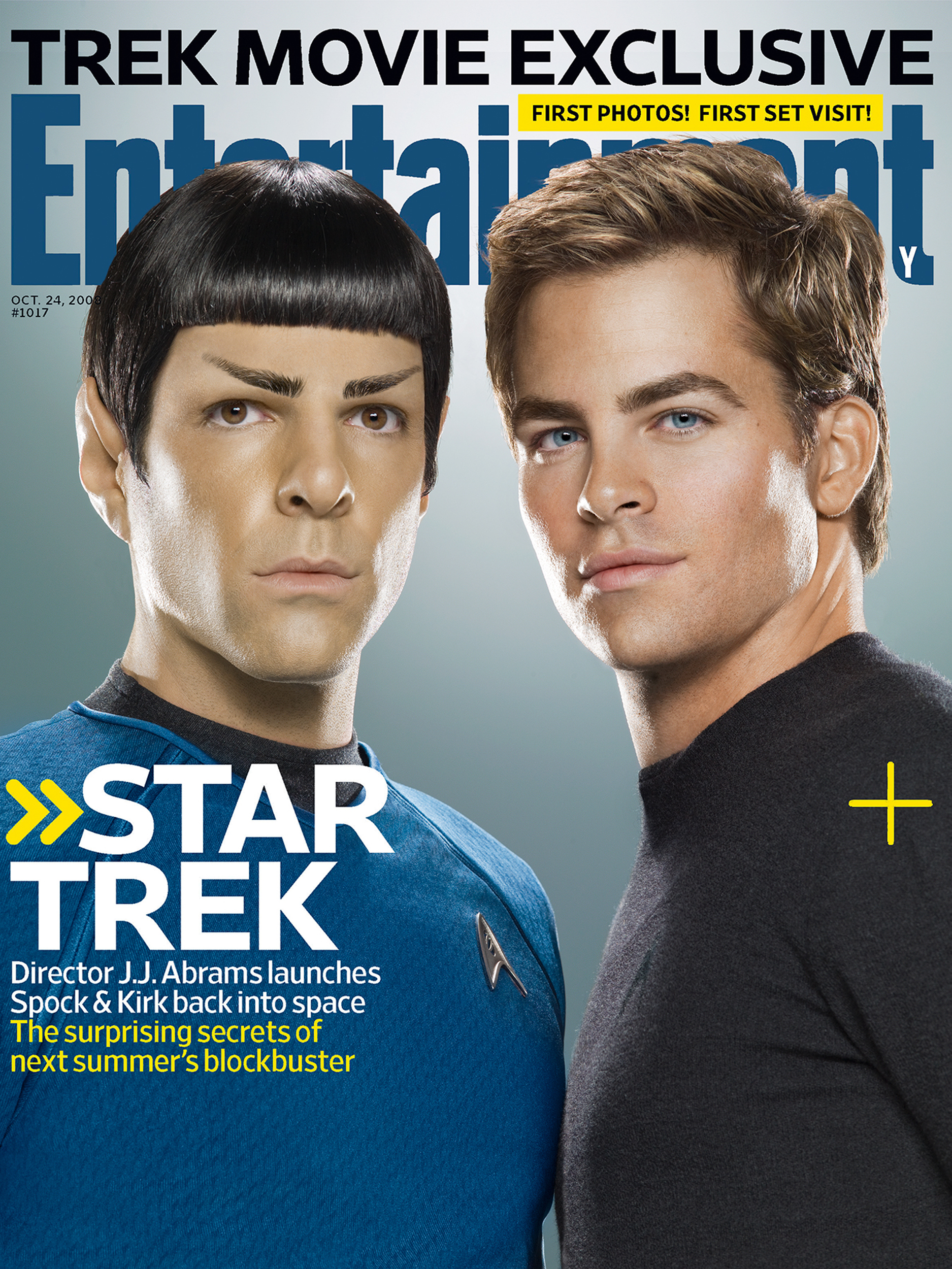 Entertainment Weekly - Star Trek