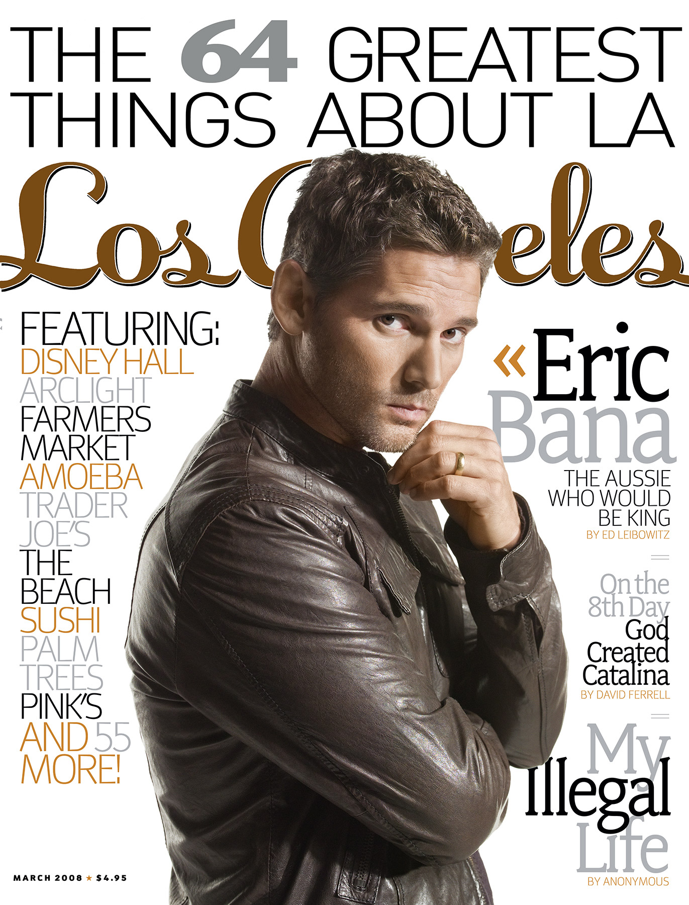Los Angeles Magazine - Eric Bana