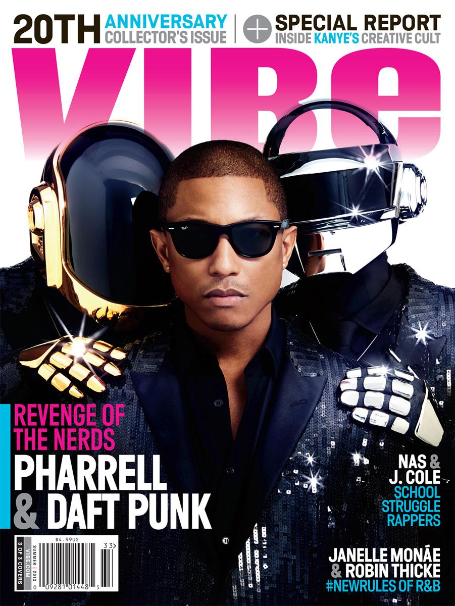 Vibe - Pharrell & Daft Punk