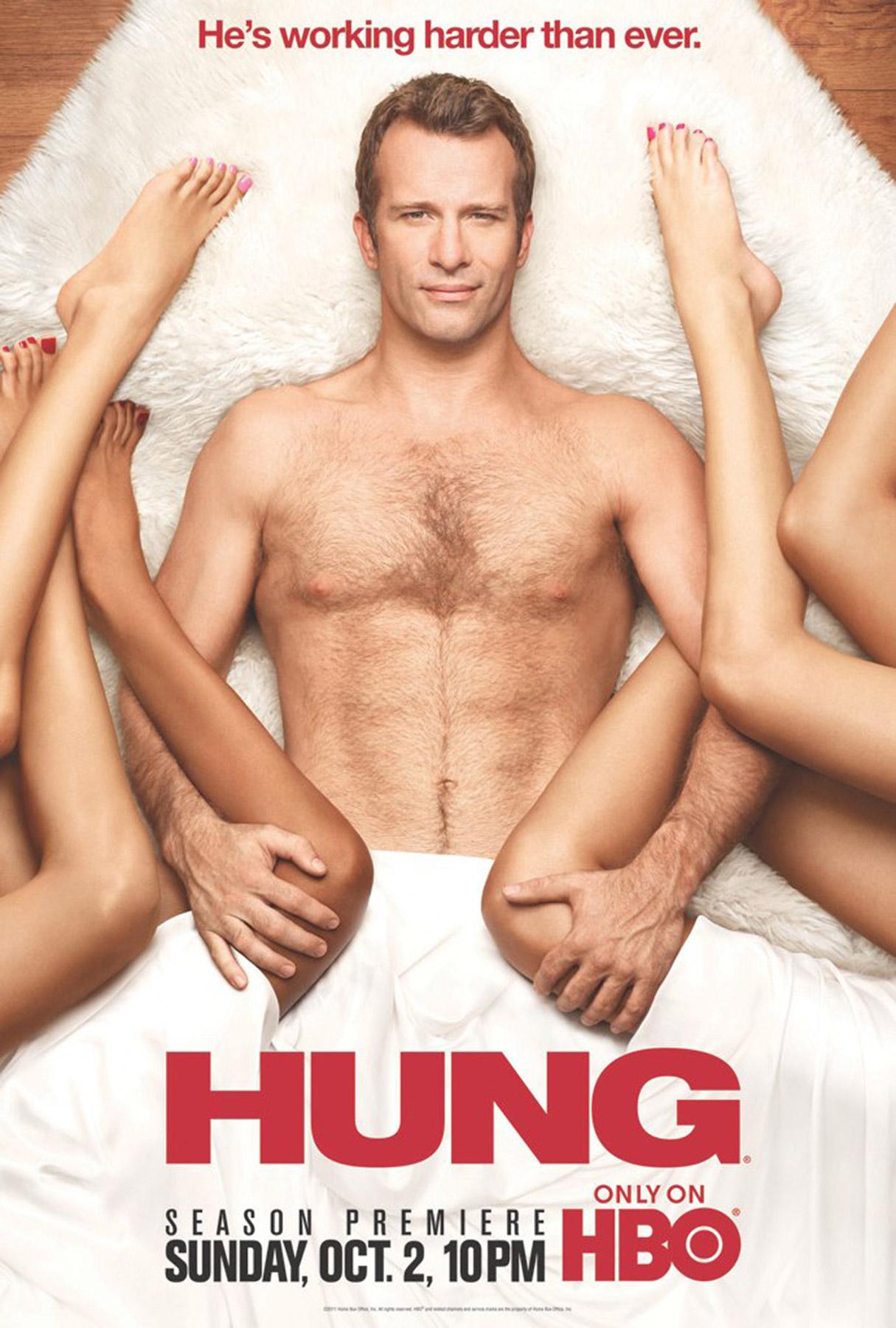 Thomas Jane - Hung Poster