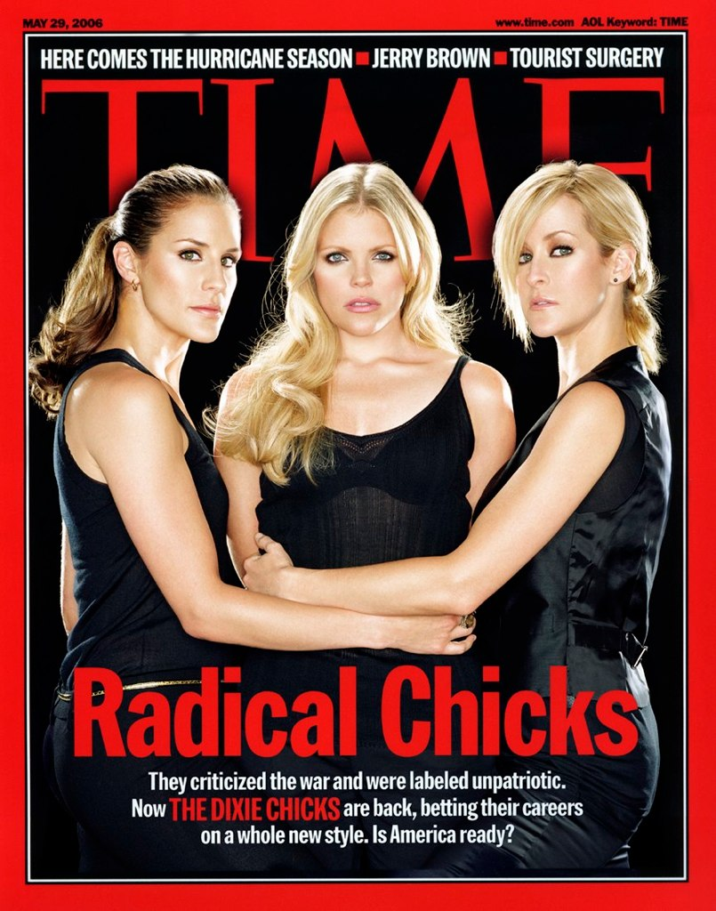 Time Magazine - Dixie Chicks