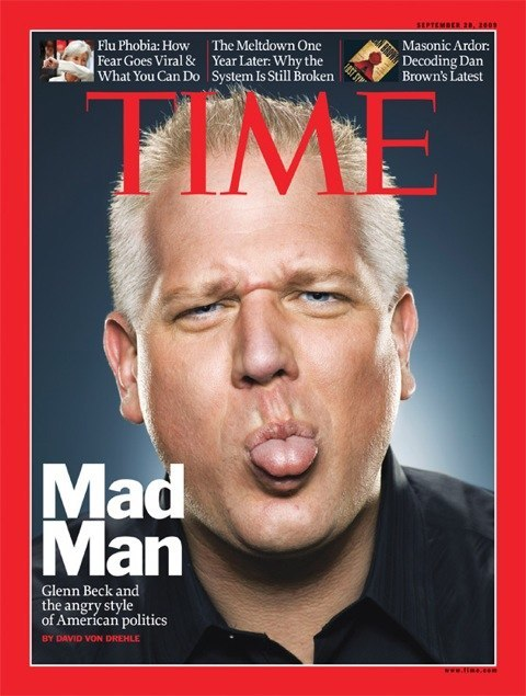 Time Magazine - Glenn Beck