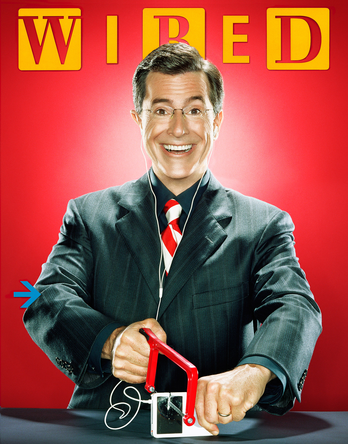 Wired - Stephen Colbert