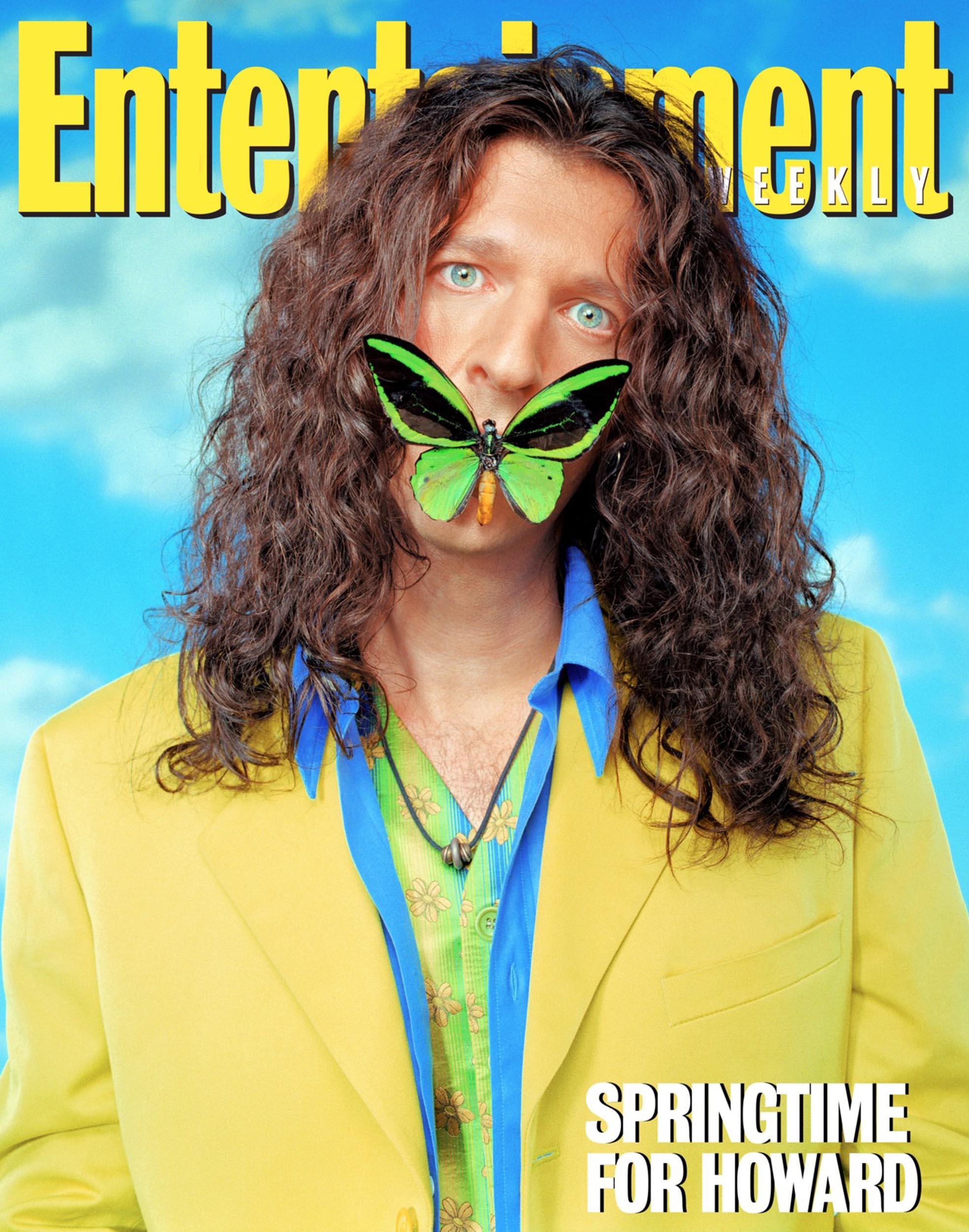 Entertainment Weekly – Howard Stern