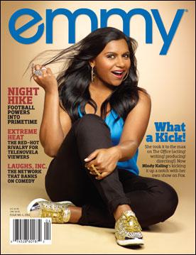 Emmy Magazine - Mindy Kaling