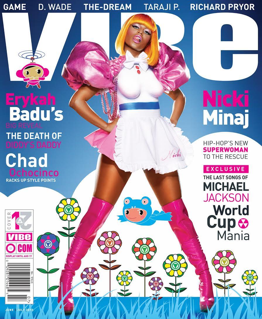 Vibe - Nicki Minaj