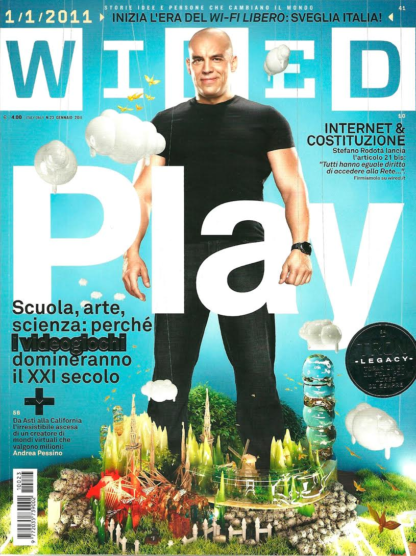 Wired - Gennaio Pessino