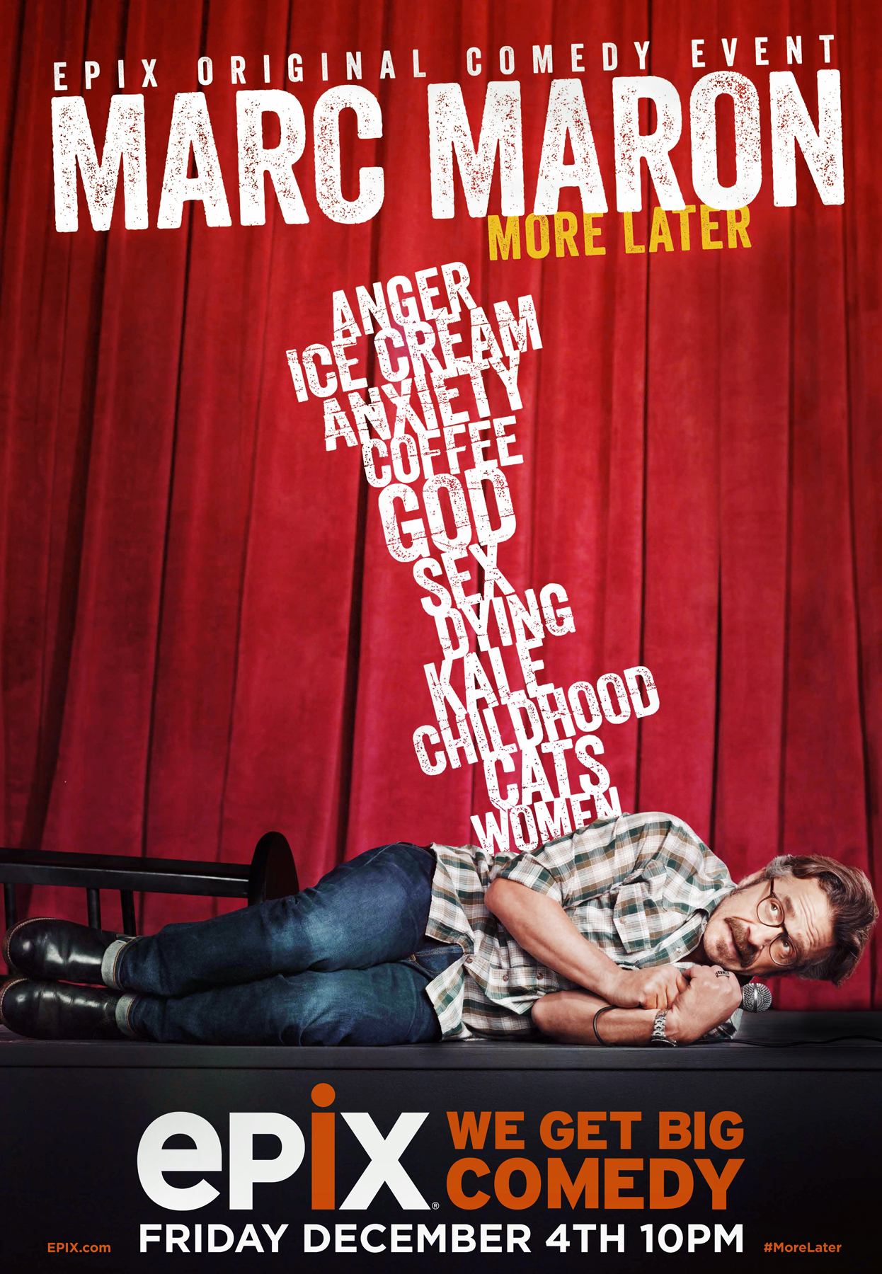 Marc Maron – More Later