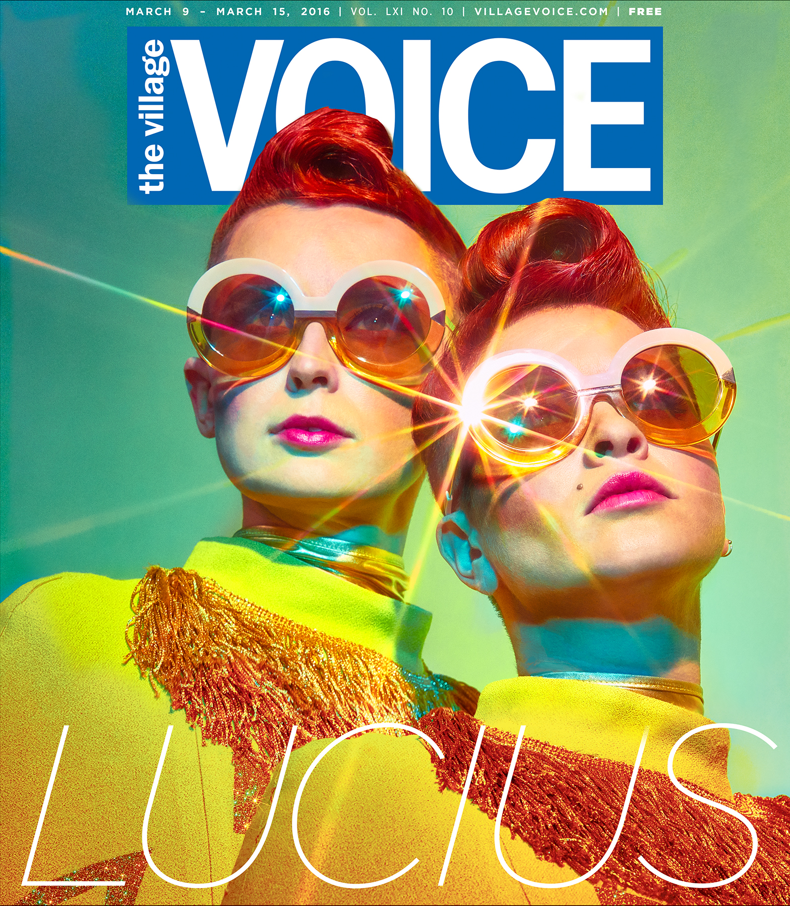 Village Voice – Lucius