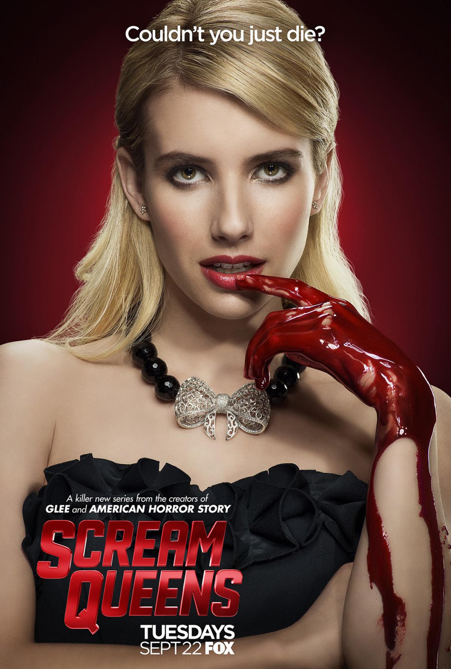 Emma Roberts - Scream Queens