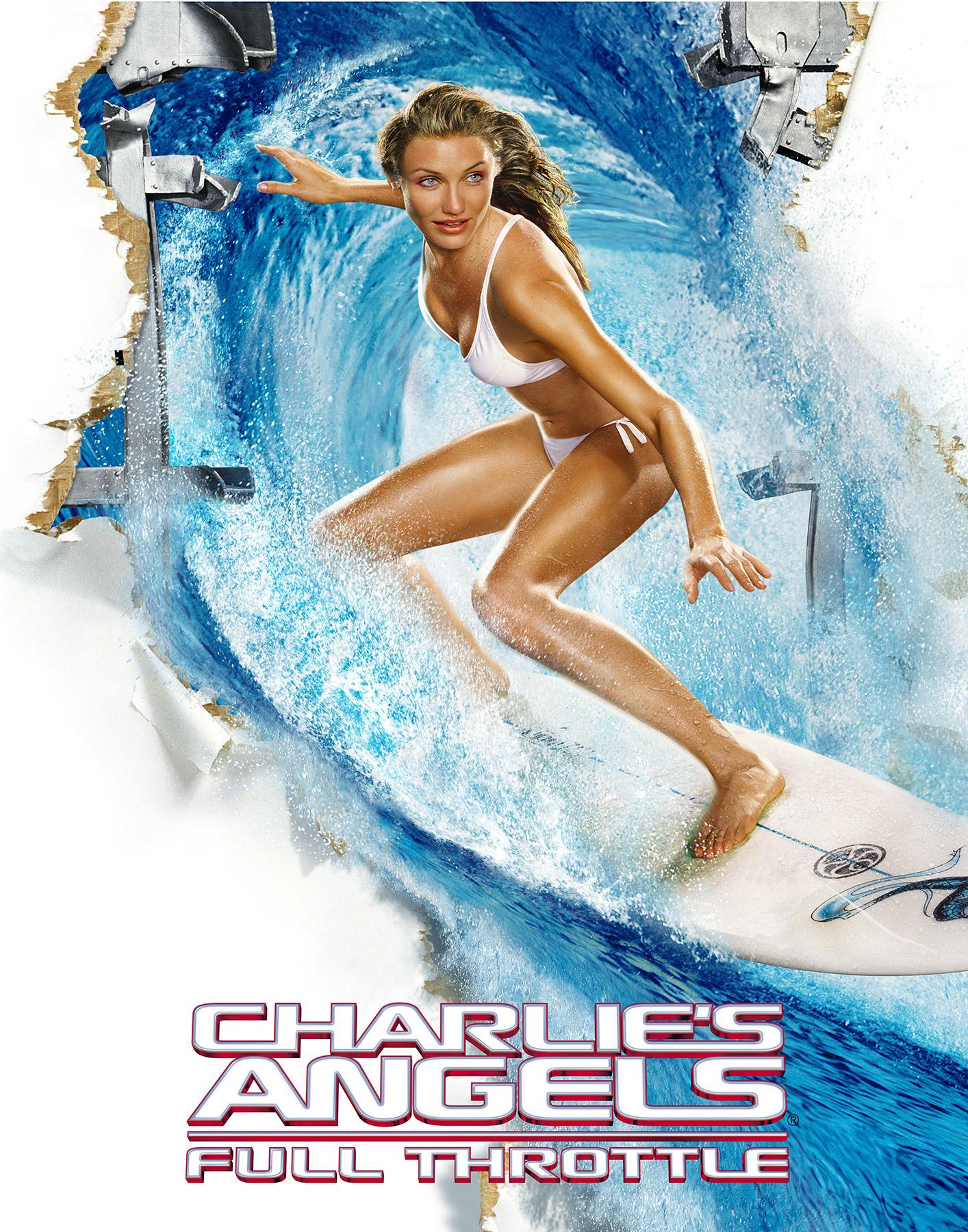 Charlie's Angels Full Throttle Poster