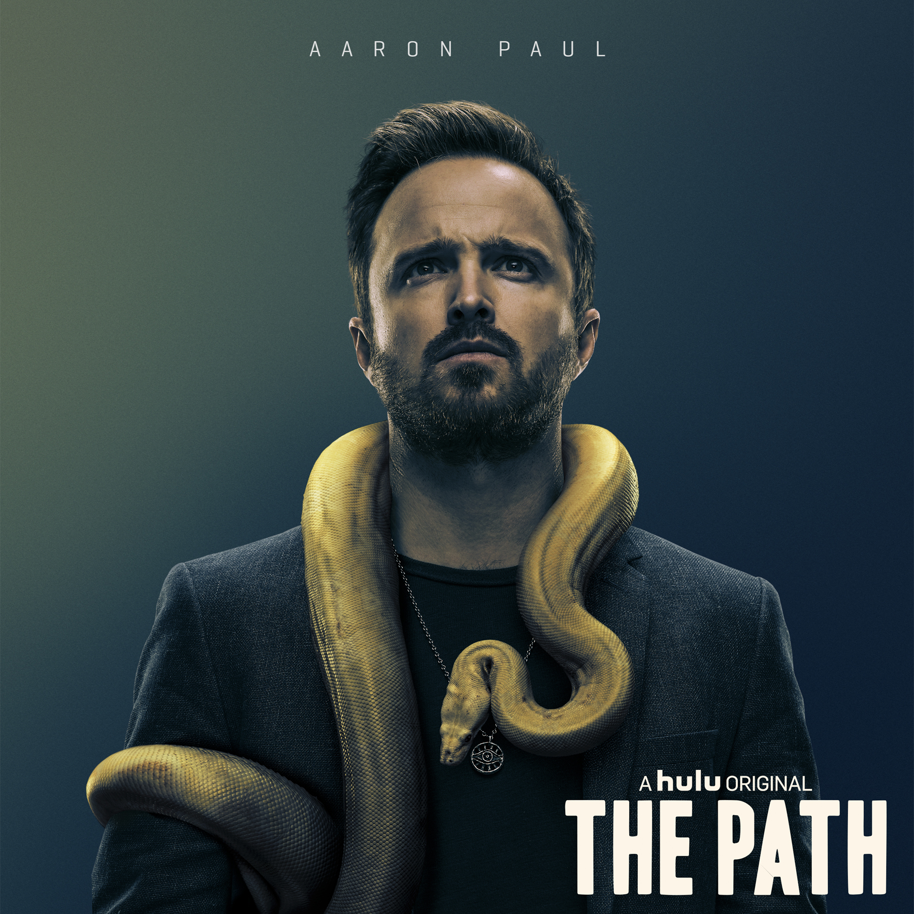 Aaron Paul in The Path