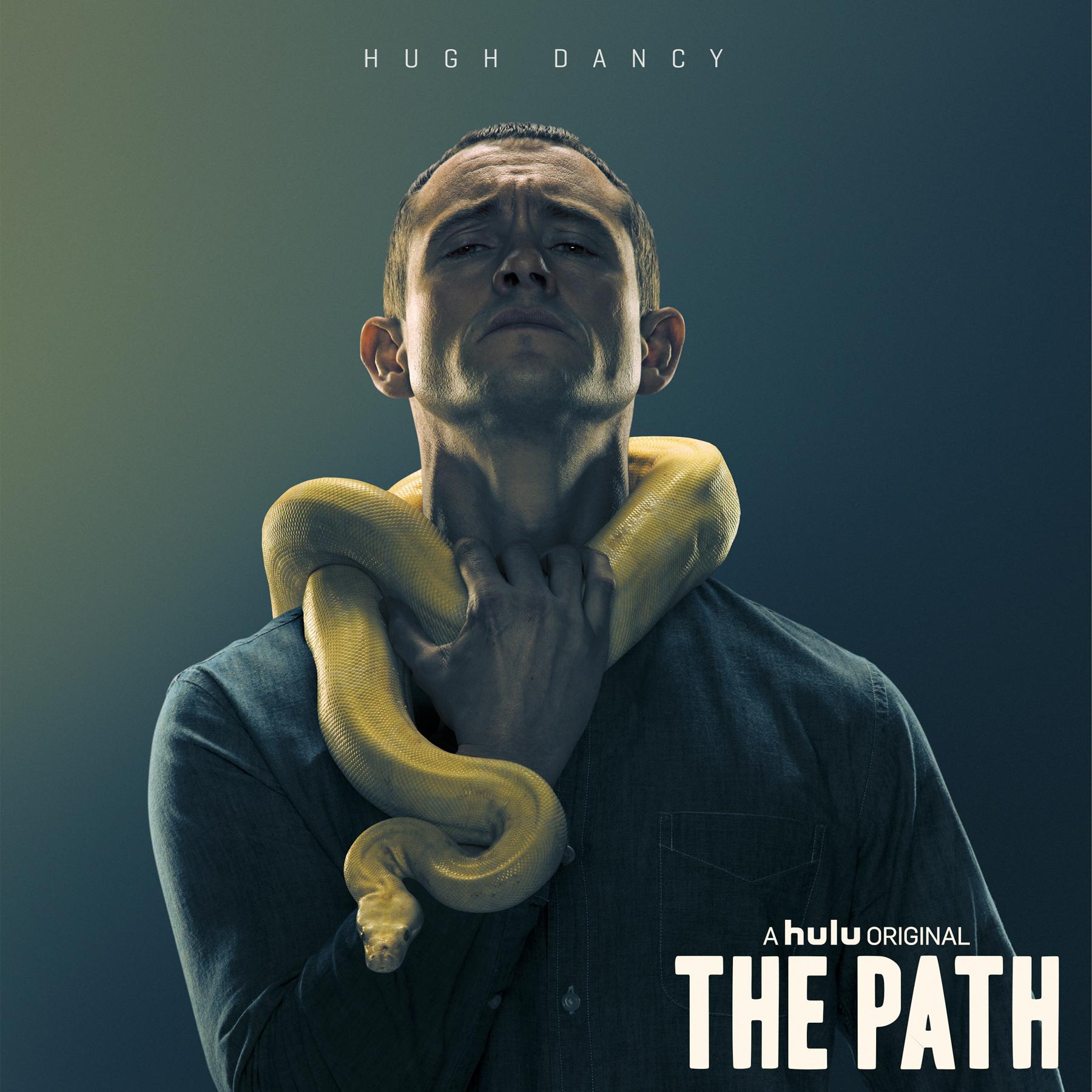 Hugh Dancy - Hulu The Path (Snake)