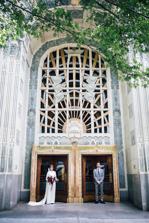 Heather Assaf Wedding Martha Stewart Weddings Vancouver Pantel Photography