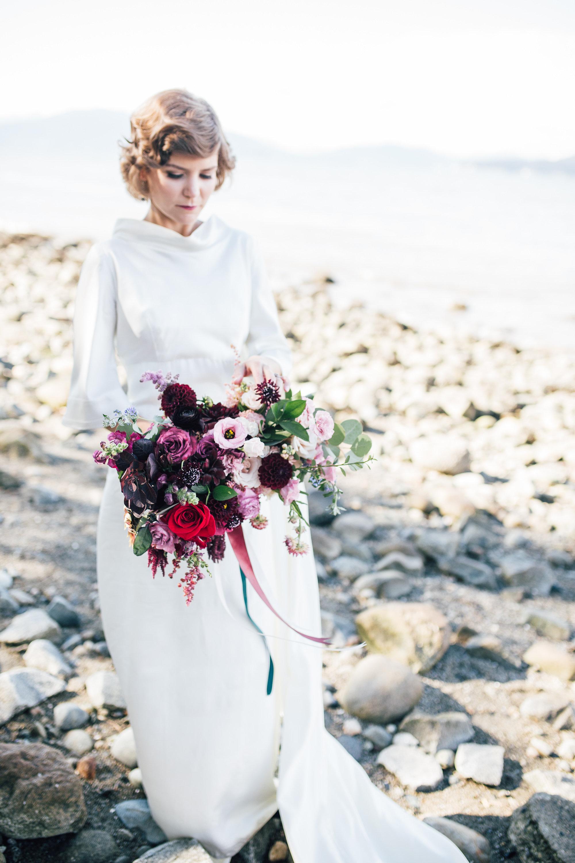 Hetaher Assaf Wedding Martha Stewart Vancouver Weddings Pantel Photography