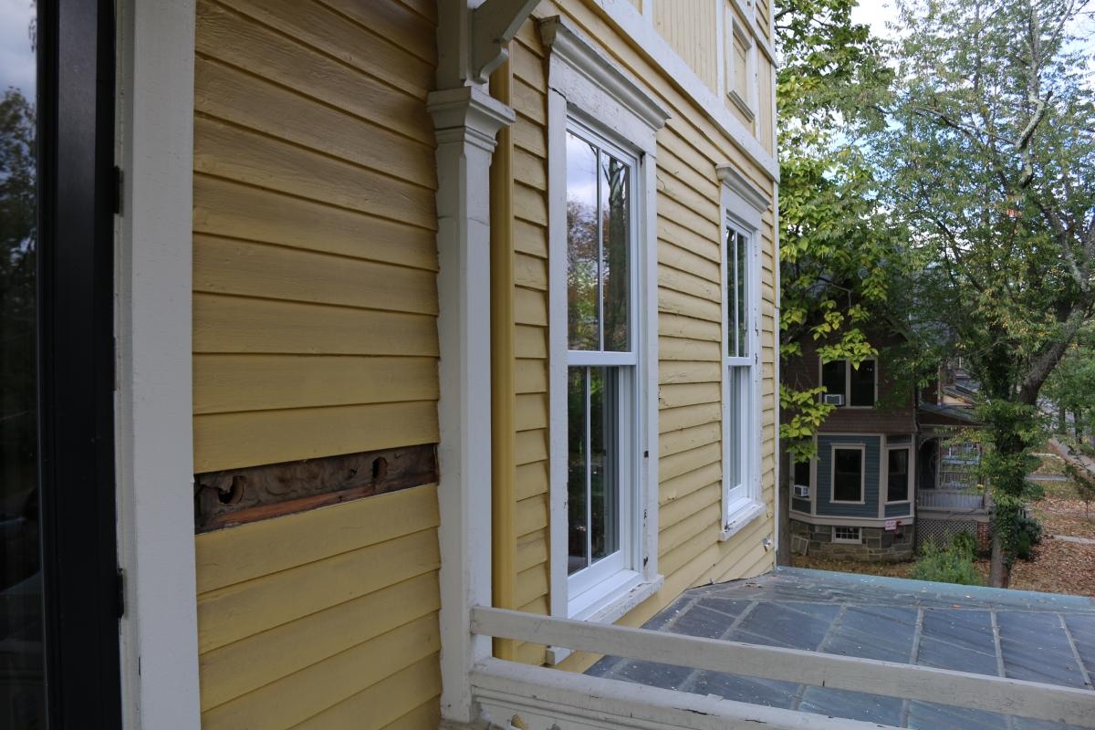 Procter House Energy Efficiency Retrofit