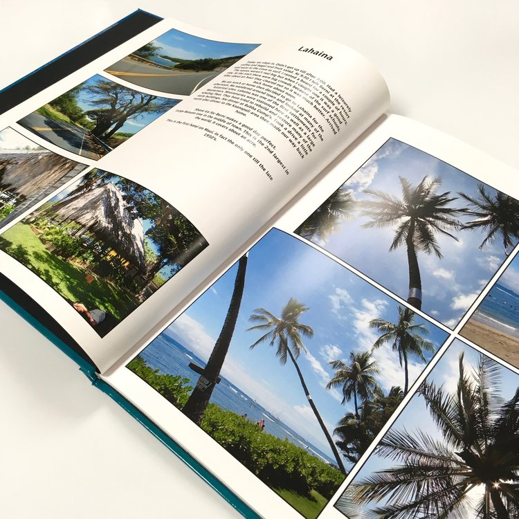 Photobooks & Calendars