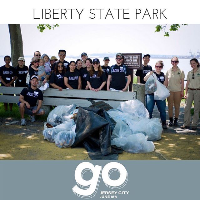 Liberty State Park is an extraordinary and unique public resource.  Join us doing beach cleanup in celebration of World Ocean Day and preparing the kayak launch for the season, helping leave a park that all of Jersey City can enjoy! Sign-up in link in bio. . . .  #jerseycity #dccjerseycity #downtownjerseycity #gojerseycity #gojc #gojerseycity2019 #dtjc #community #church #jerseycitychurch #JCNJ #JerseyCityNJ #worldoceansday #worldoceansweek #libertystatepark