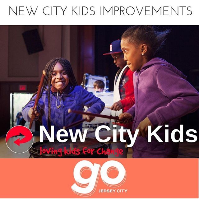 New City Kids is one of the best non-profit organizations in Jersey City.  NCK offers after school programming for local low-income youth in Jersey City. Children and teens get a chance to explore music and academics in a creative and fun environment. Join us Saturday to help them do improvements and get ready for Summer! More info and signup in bio. . . .  #jerseycity #dccjerseycity #downtownjerseycity #gojerseycity #gojc #gojerseycity2019 #dtjc #community #church #jerseycitychurch #JCNJ #JerseyCityNJ #newcitykids #lovingkidsforchange #newcitykidsjc #newcitykidsjerseycity