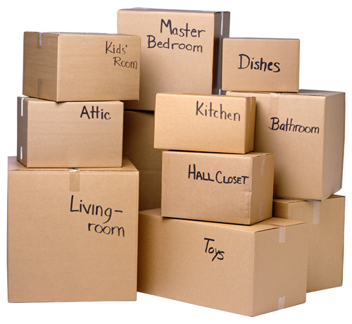 Austin Accurate Movers Boxes image
