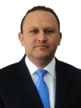 A NRACI-Colombia Executive Director - Hugo Torres Bohanón