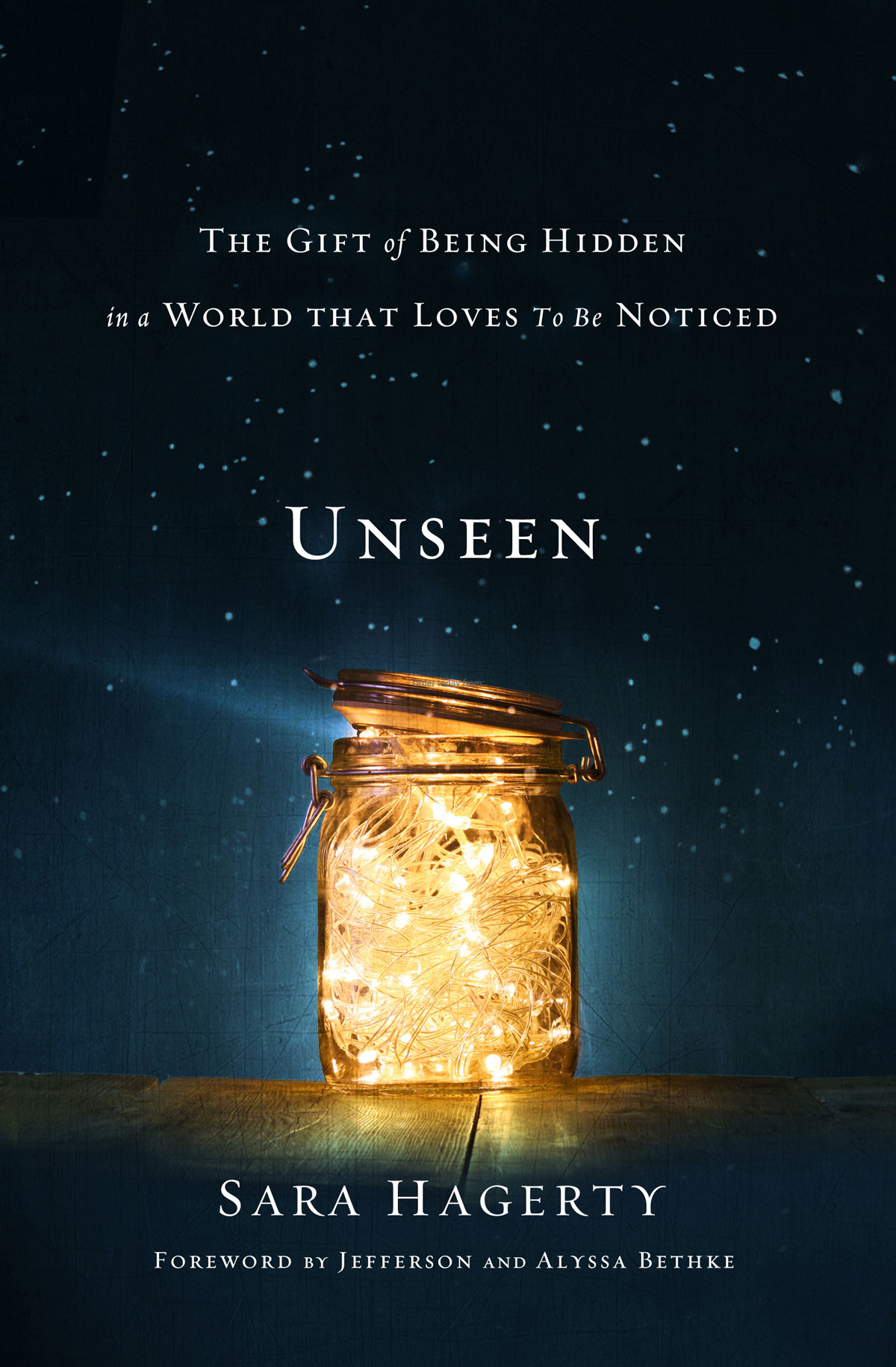 6. - UNSEENby Sara Hagerty