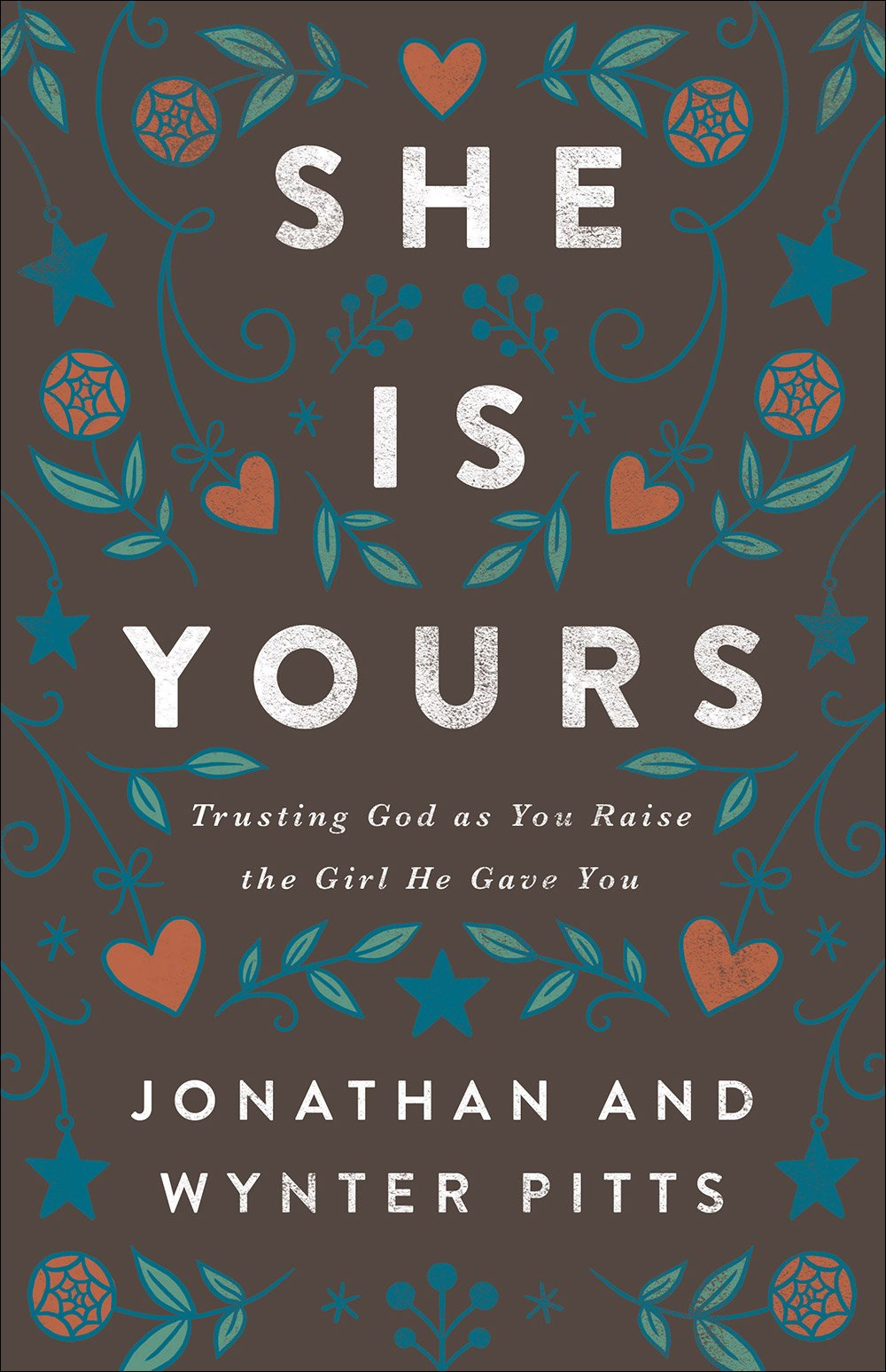 10. - SHE IS YOURSby Jonathan and Winter Pitts