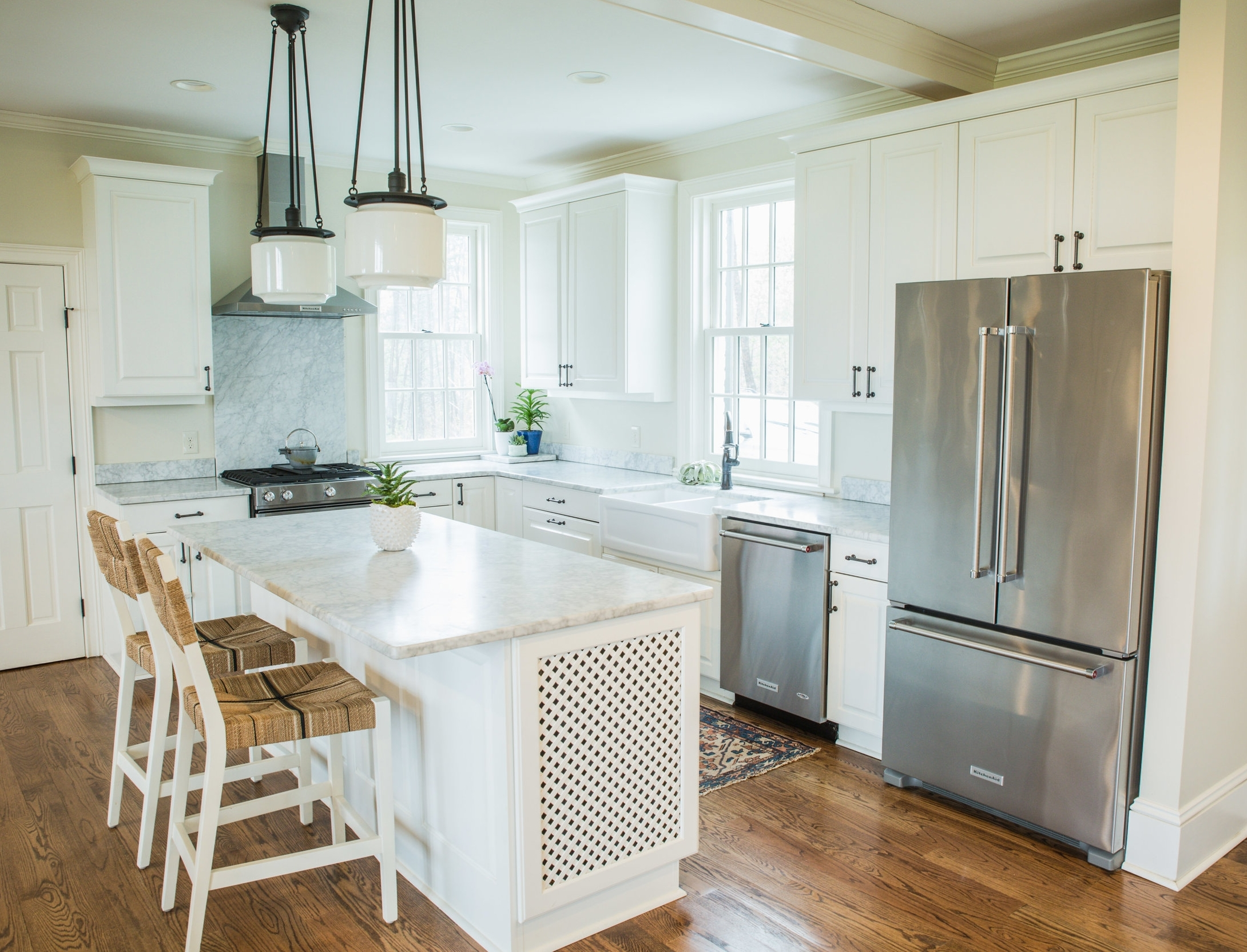Still deciding? - If you're still wondering whether Emily Mangus Interiors can fit your project, style, and budget needs, read what her previous clients are saying about their experience.