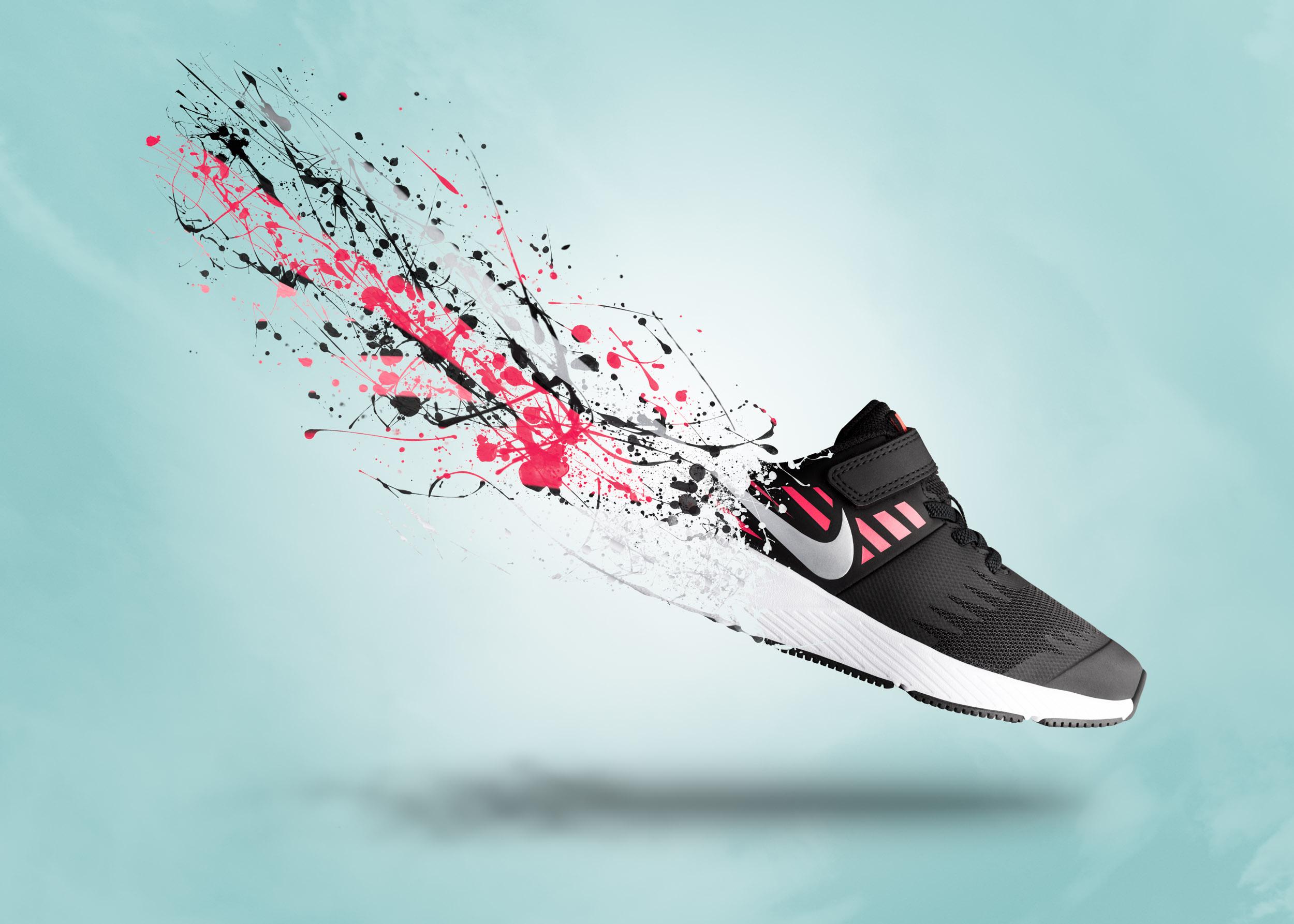 Neal Byrne Photography-Nike Kids Shoe.jpg