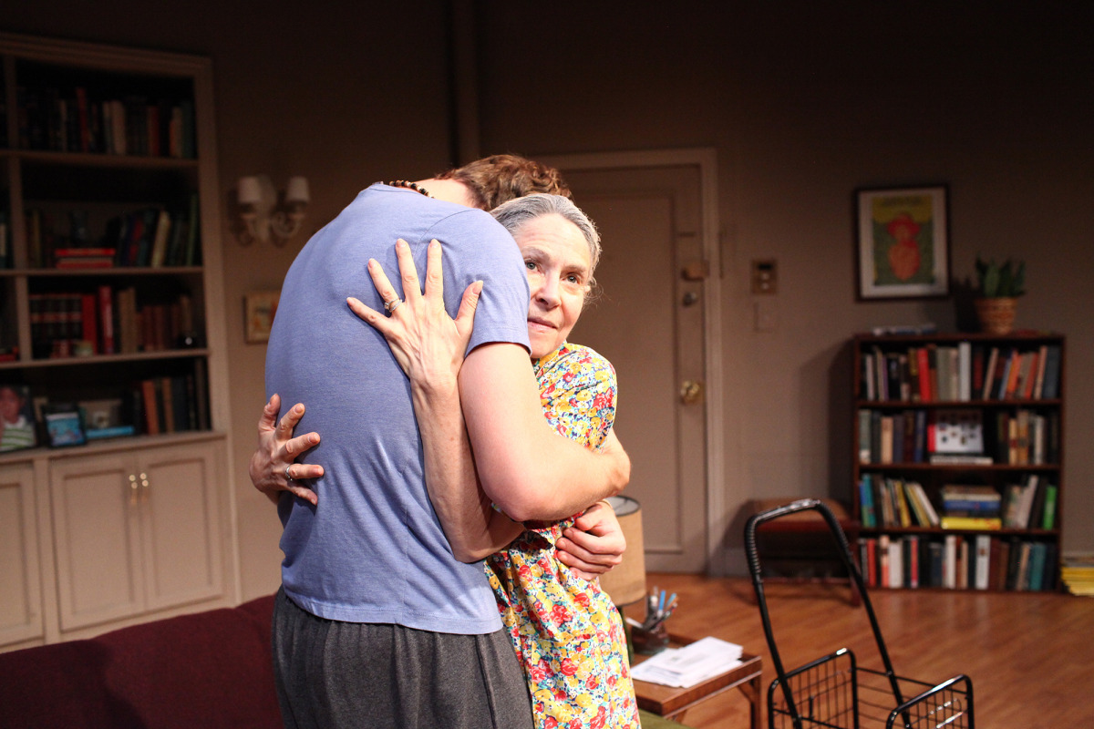 Susan Greenhill and Michael Holding in 4,000 Miles (2013). Bettencourt Chase Photography.