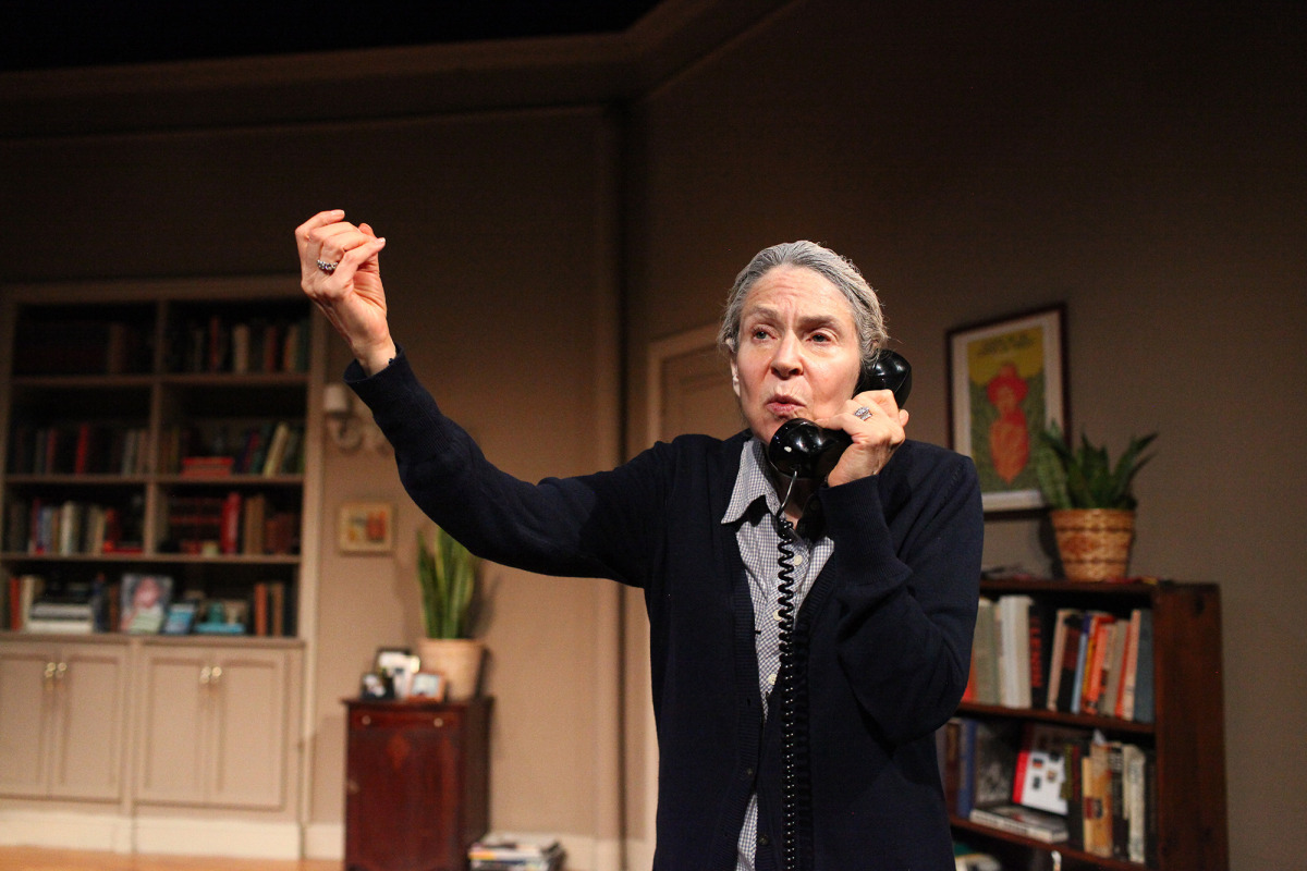 Susan Greenhill in 4,000 Miles (2013). Bettencourt Chase Photography.