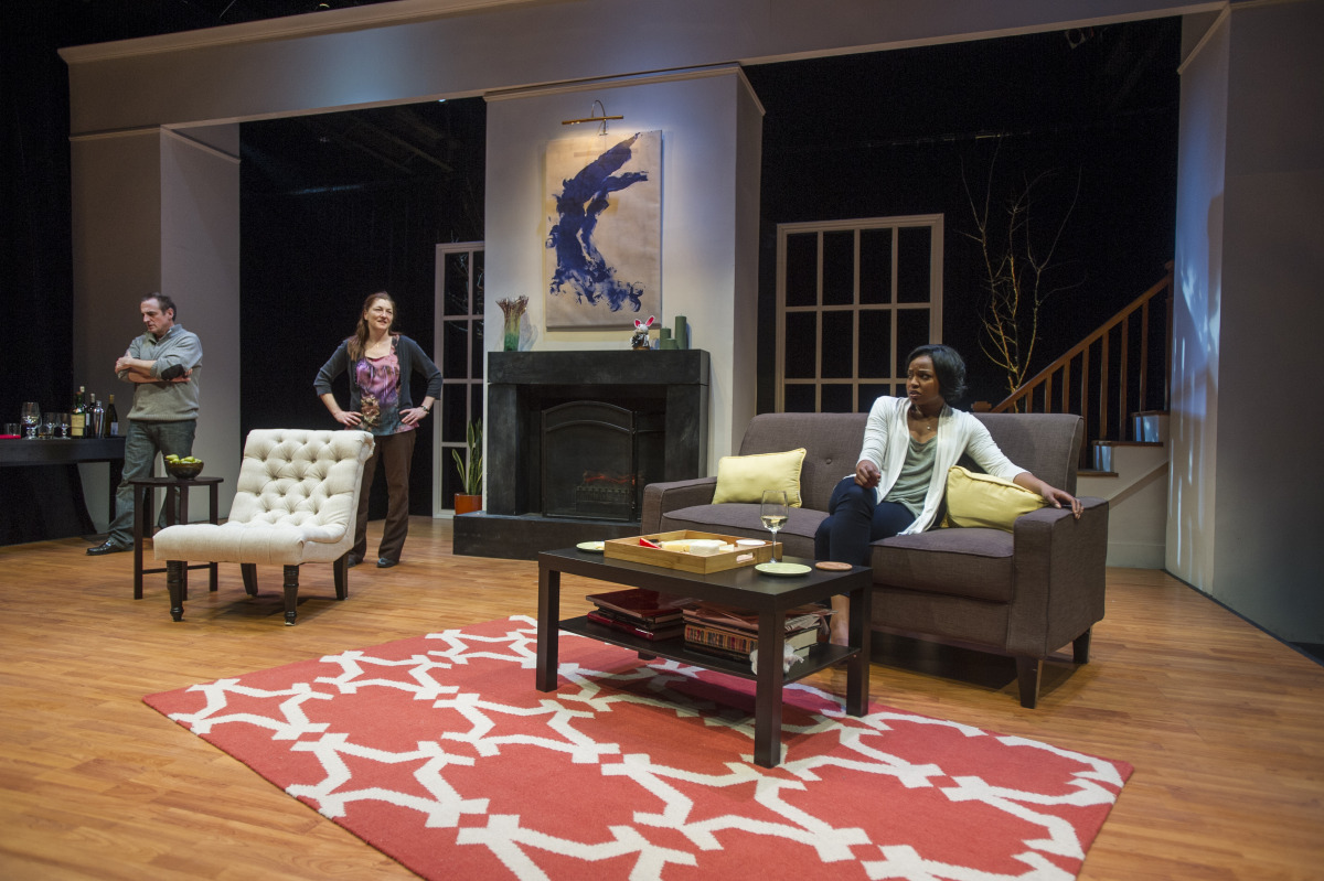 Rebecca Harris and Margaret Odette in Good People (2014). Photo by Beth Hall.