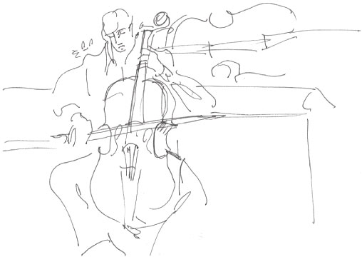 'Cellist Velp Original
