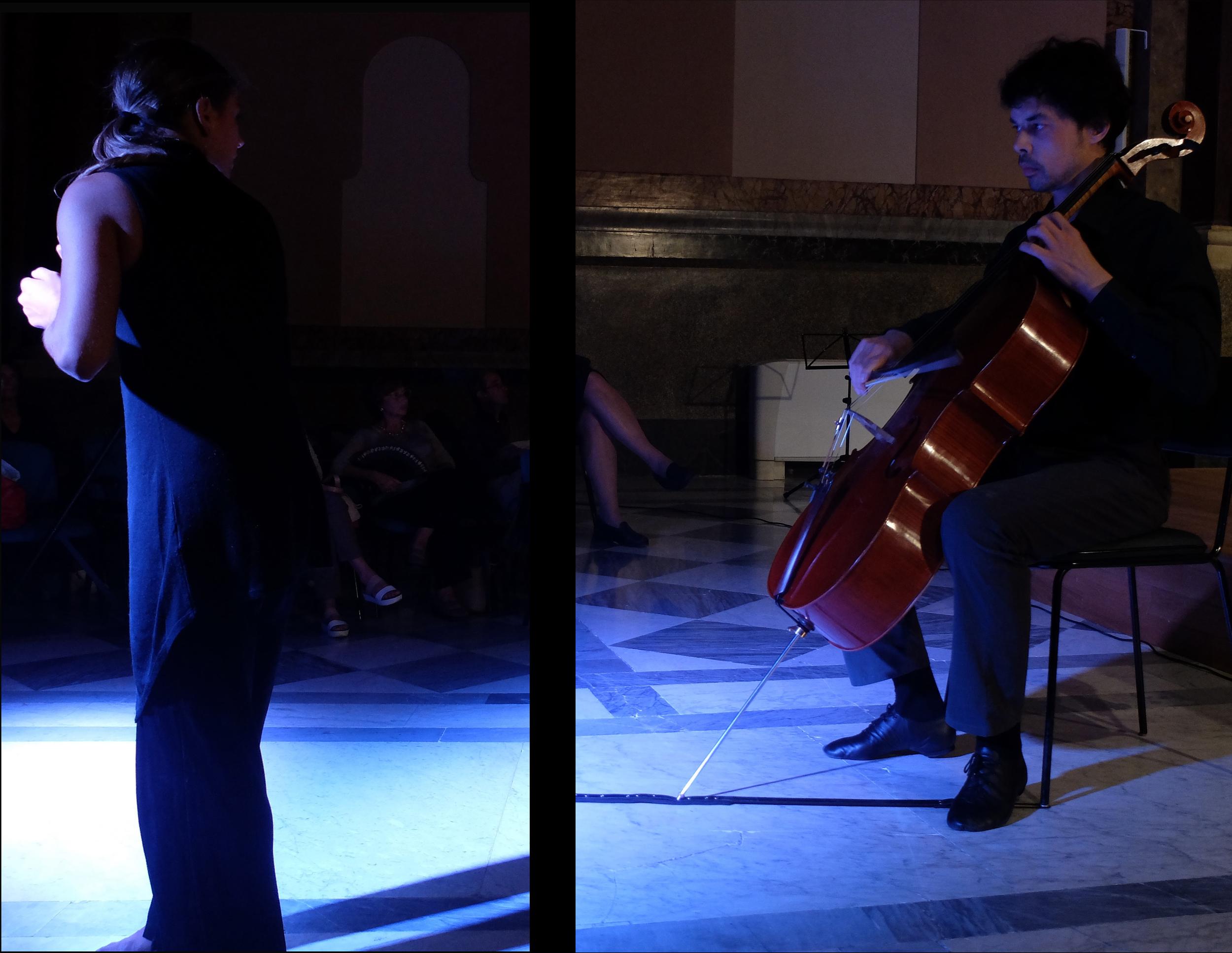 Auditorio Diocesano A. Salvucci in Molfetta.   Photograph by Lorena Carbonara.