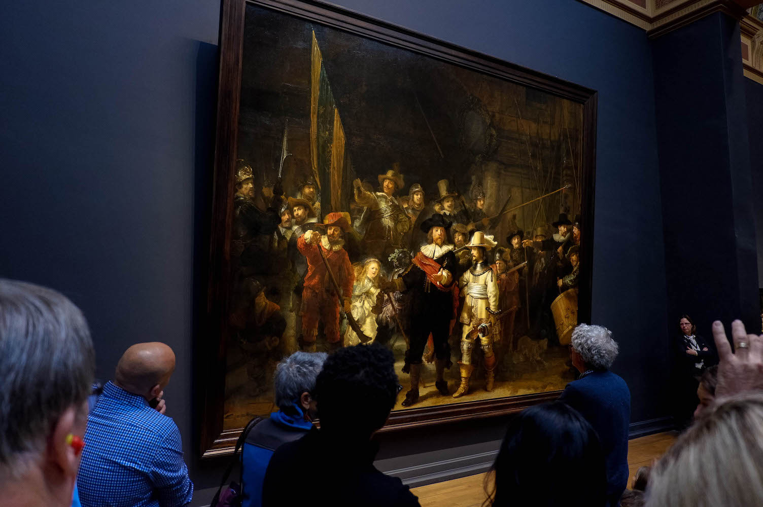 """""""The Nightwatch"""" by Rembrandt"""