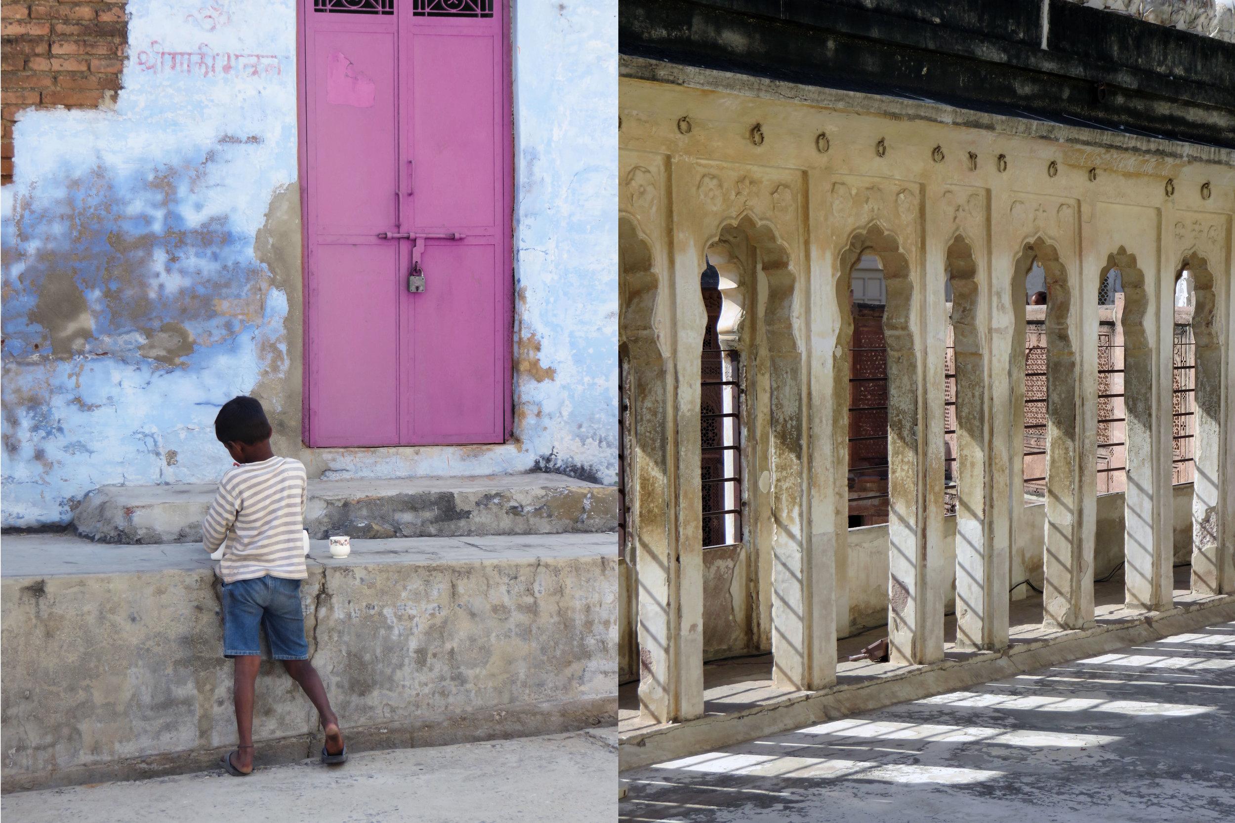 India littly boy & Fort Shadows.jpg