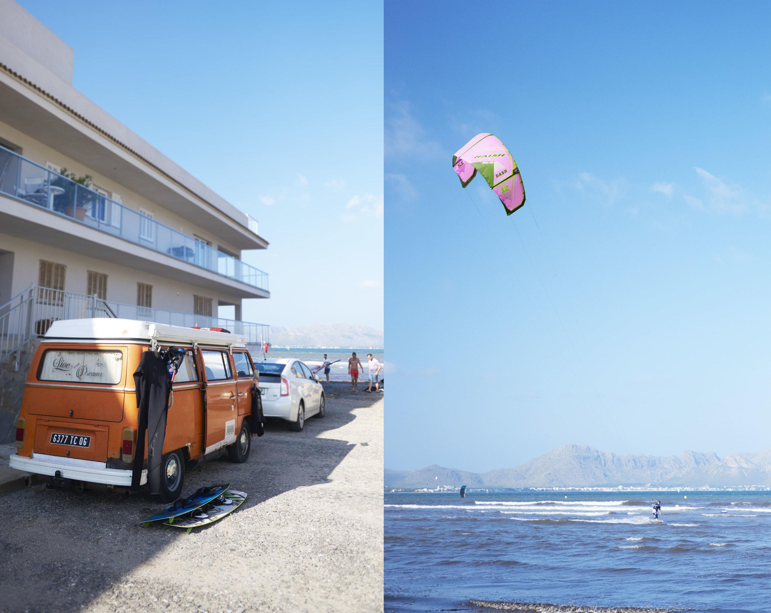 Surfing Van & wind surfer Mallorca.jpg