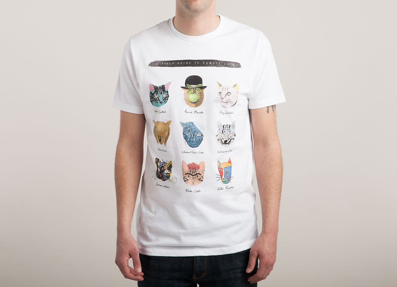 Art & Meow for Threadless