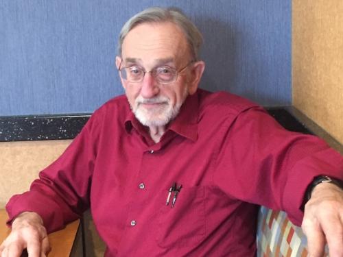 Dr. Jim Knight, 2016