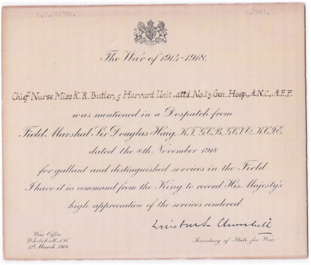 Rose Butler certificate.jpg