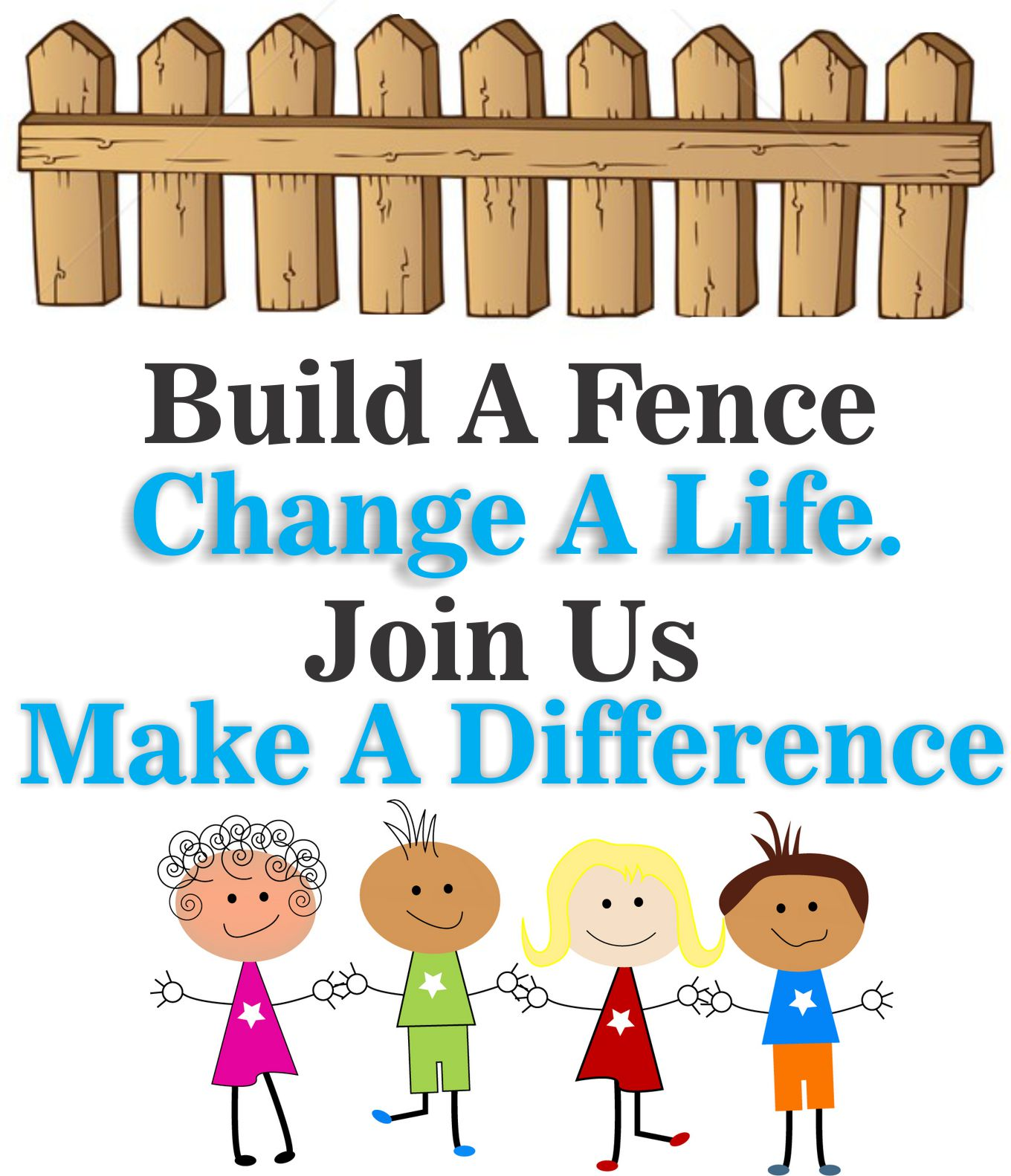Build A Fence Change A Life - Nashville TN