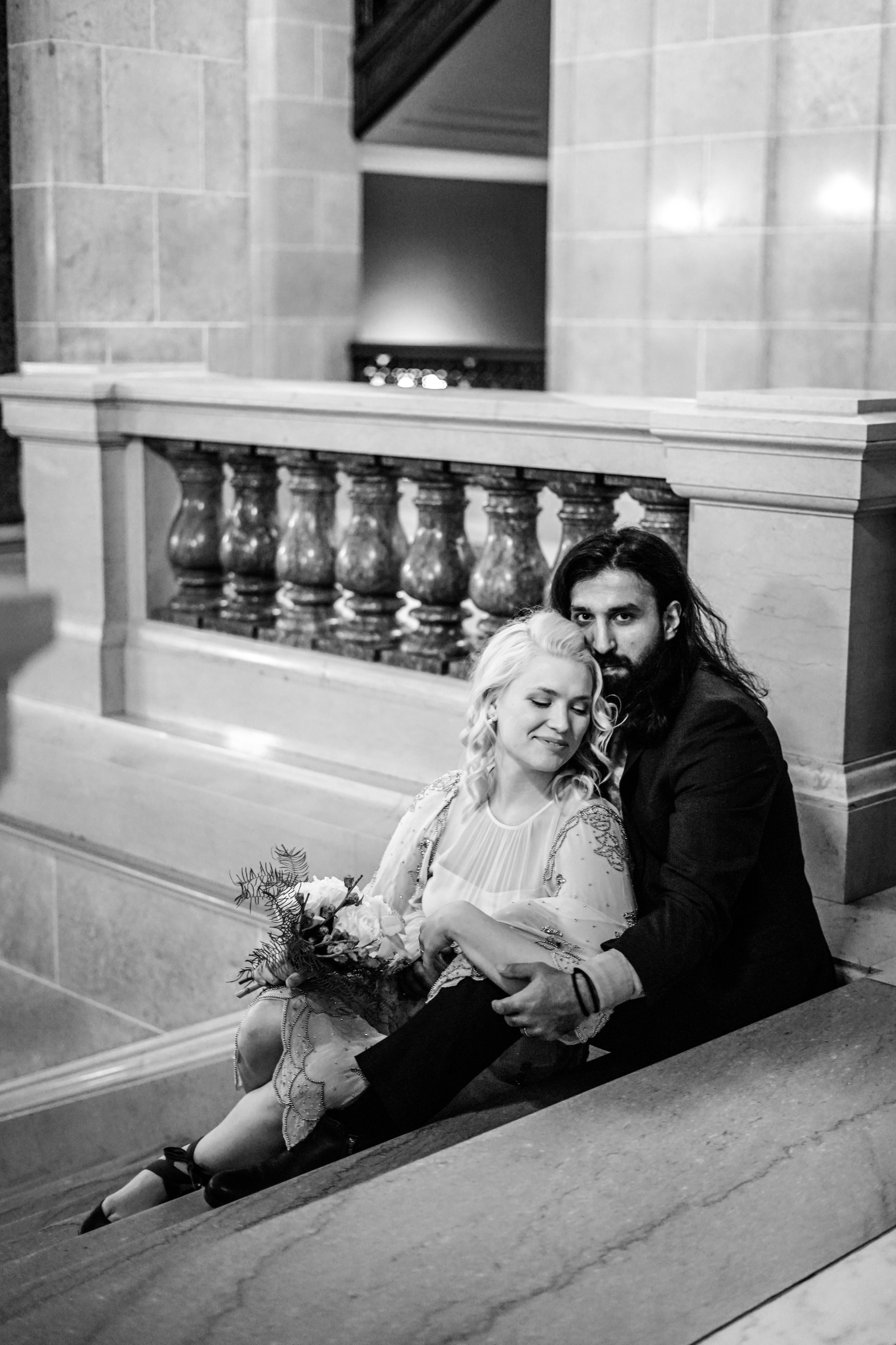 jenna & ghaffar - wedding