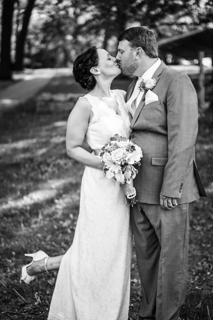 jessica & brandon - wedding